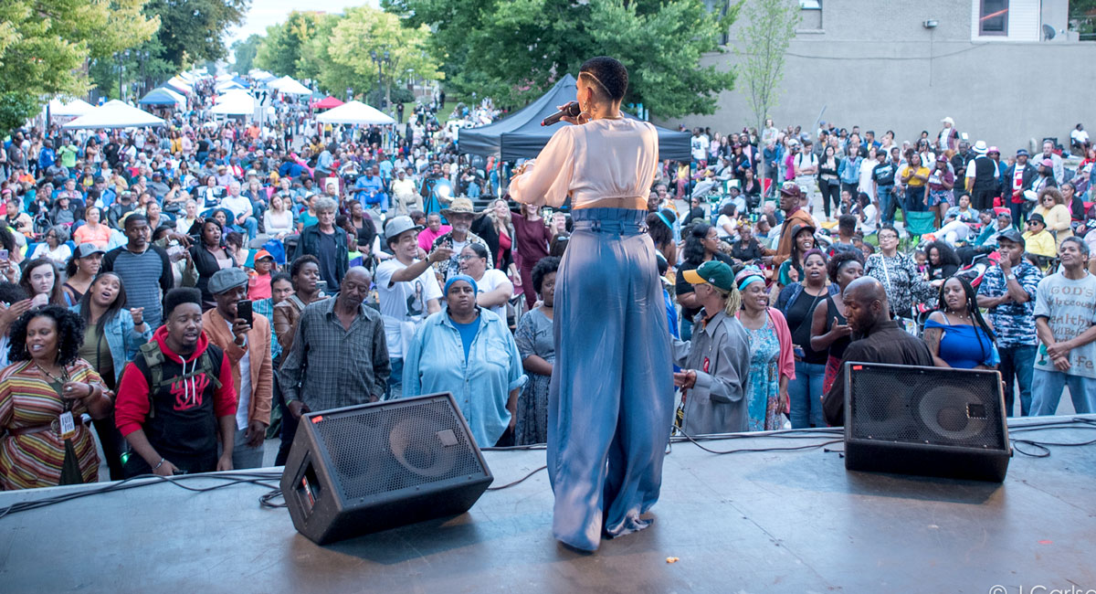 2019 Selbe Ave JazzFest