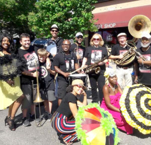 Selby Avenue Brass Band